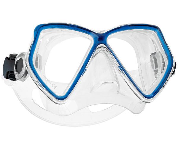 Scubapro Mini Vu Kindermaske Blau