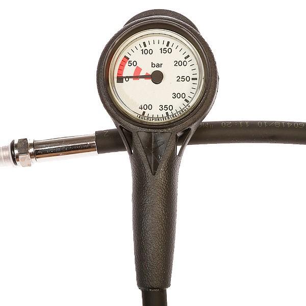 Finimeter Slim Line fluo. 400bar / Pressure Gauge