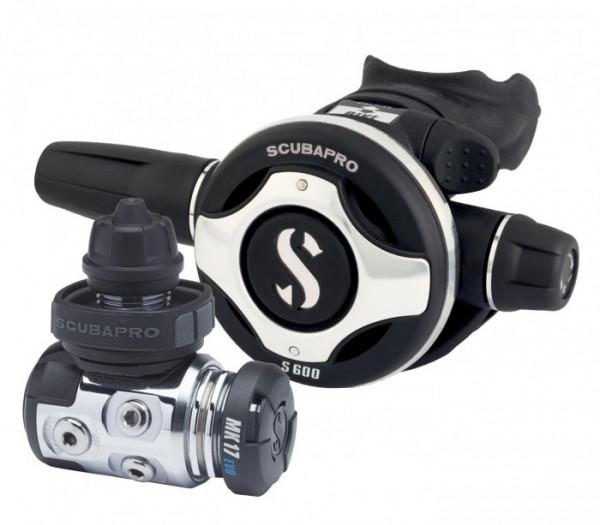 Scubapro MK 17 EVO / S600 Atemregler
