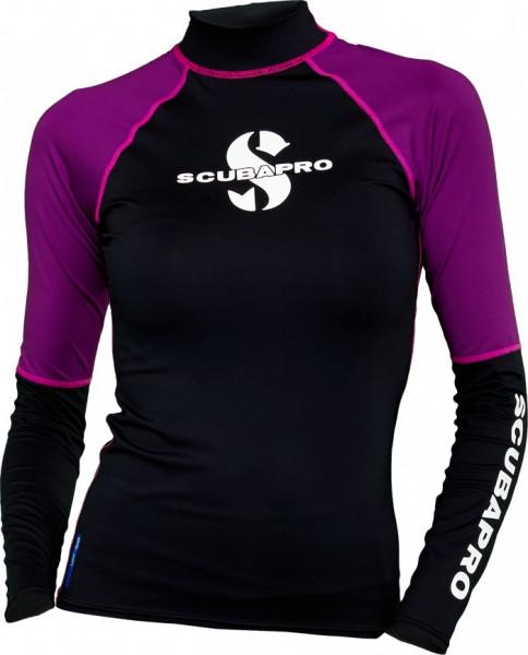 Scubapro T-FLEX Damen langarm Rash Guard