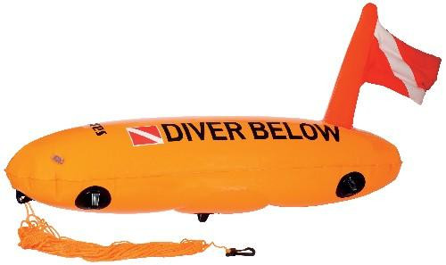 Mares Torpedo Boje