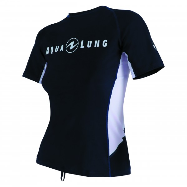 Aqualung Rashguard Short Sleeve Loose Fit Damen Kurzarmshirt