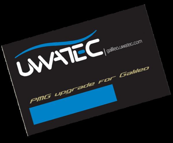 Uwatec Upgrade Card Galileo PMG