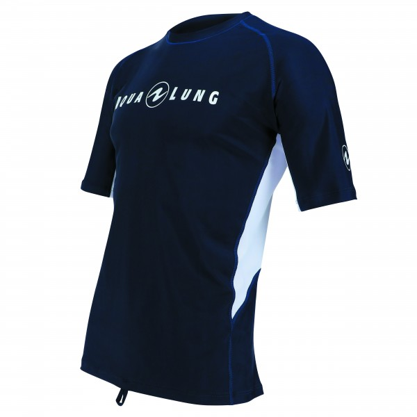 Aqualung Rashguard Short Sleeve Loose Fit Herren Kurzarmshirt