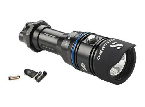 Scubapro Nova 850R mit Akku und Ladegerät