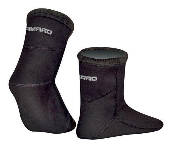 Camaro Merino Heat 1.0 Socken Unterziehsocken für Trockentauchanzug