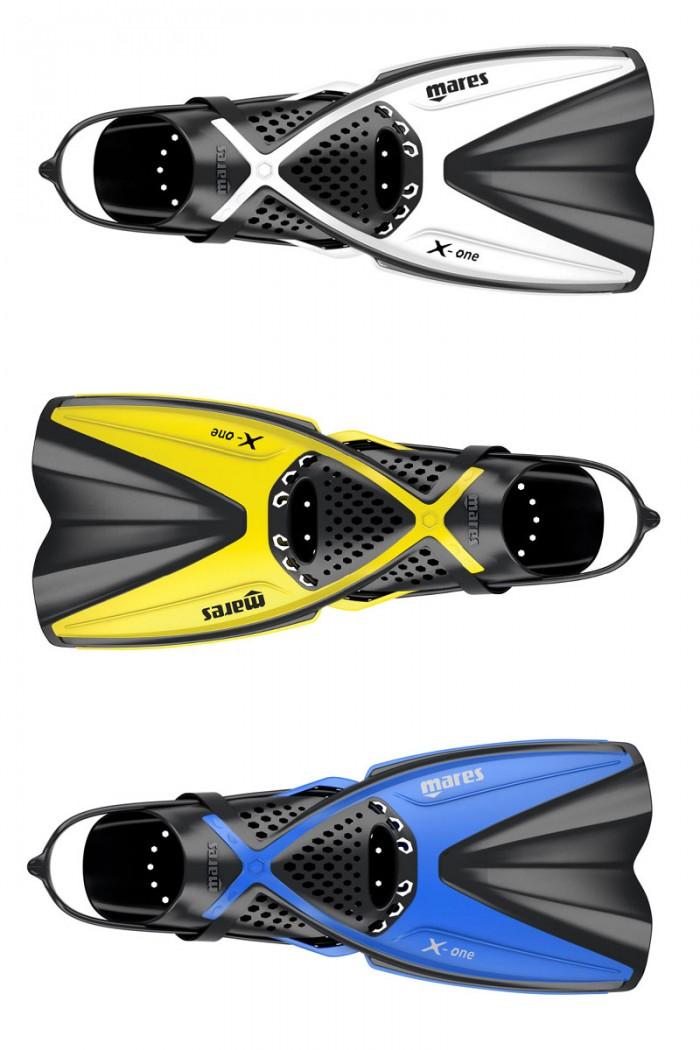 Mares Schnorchelset X-Vision New mit ErgoDry Ventil