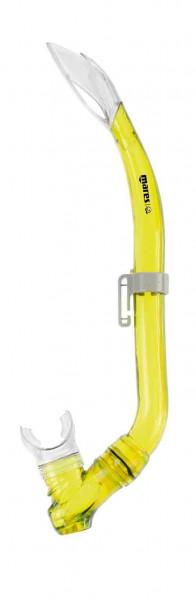 Mares Tonga Kinderschnorchel mit Spritzschutz gelb