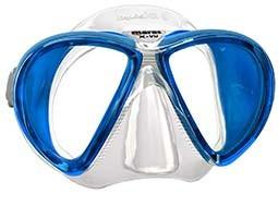 Mares X-VU LiquidSkin blau
