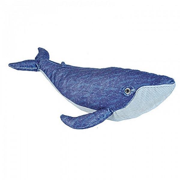 Plüschtier Blauwal, 30 cm
