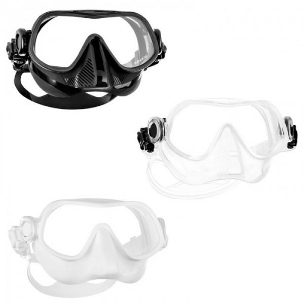 Scubapro Steel Pro Einglas-Tauchermaske