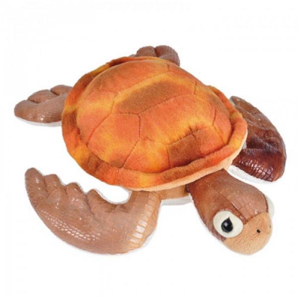 Plüschtier Karettschildkröte, 30 cm