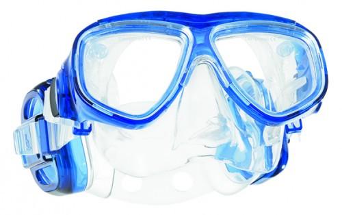 Scubapro Pro Ear Tauchermaske blau