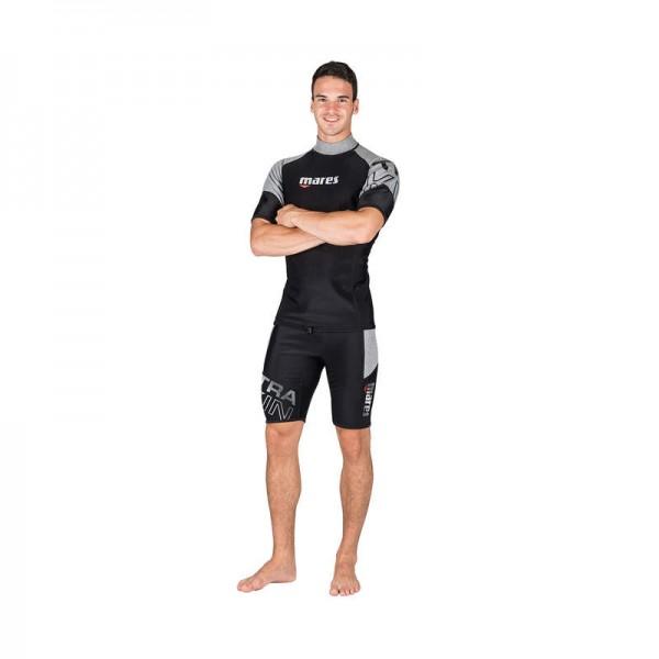 Mares Ultra Skin Herren Short Sleeve Shirt