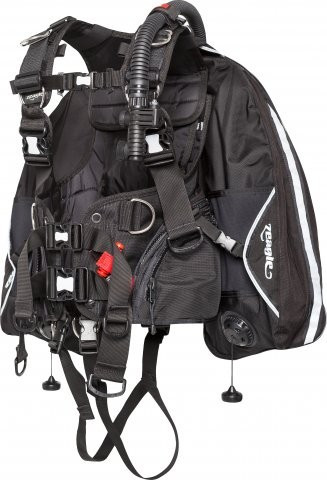 Zeagle 911 Rescue Wingjacket - Wing BCD