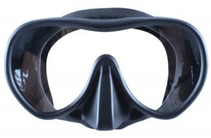 Oceanic Shadow Liquid Silikon Tauchermaske