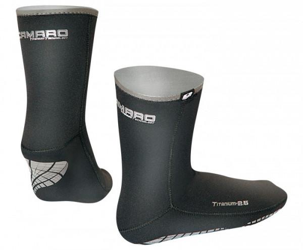 Camaro TITANIUM 2,5 mm Thermo Socks