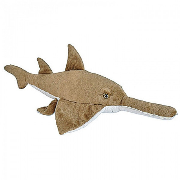 Plüschtier Sägehai, 30 cm