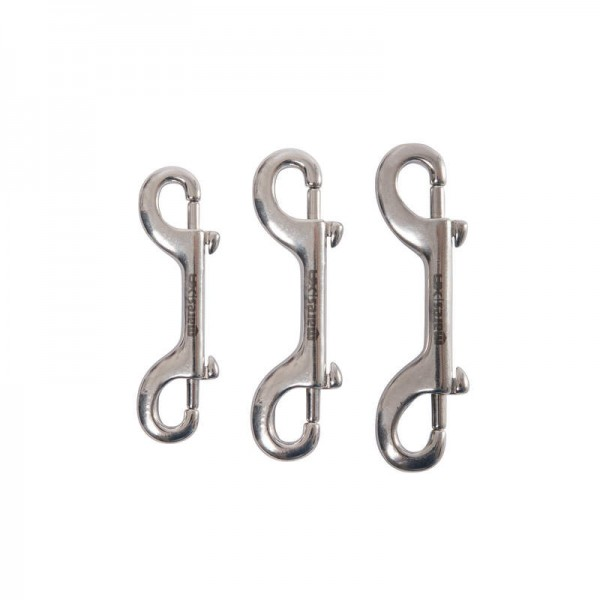 Mares Double Ender Stainless Steel