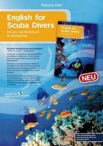English for Scuba Divers Ein Lern und Wörterbuch für Sporttaucher