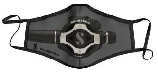 Scubapro Mund-Nasenschutz Masken 3-lagig