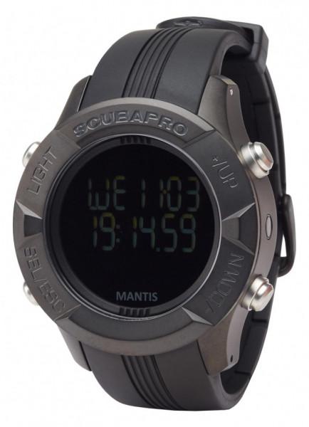 Scubapro Mantis Black Tech