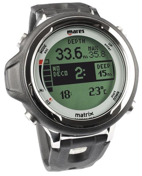 Mares Matrix Uhrentauchcomputer