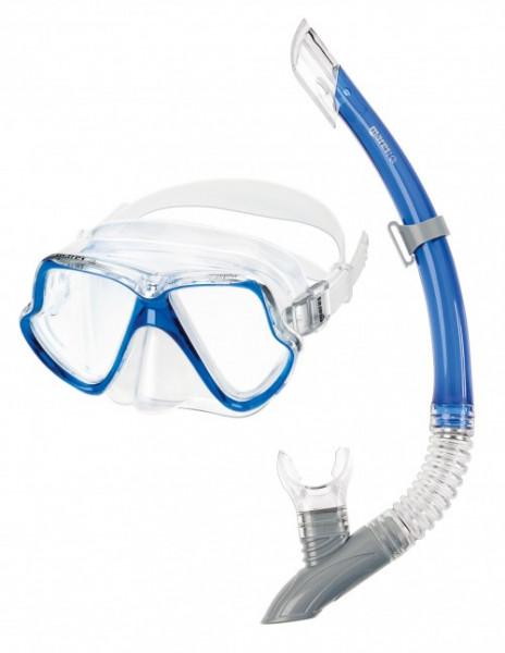 Schnorchelset Mares Zephir Schnorchel-Set blau