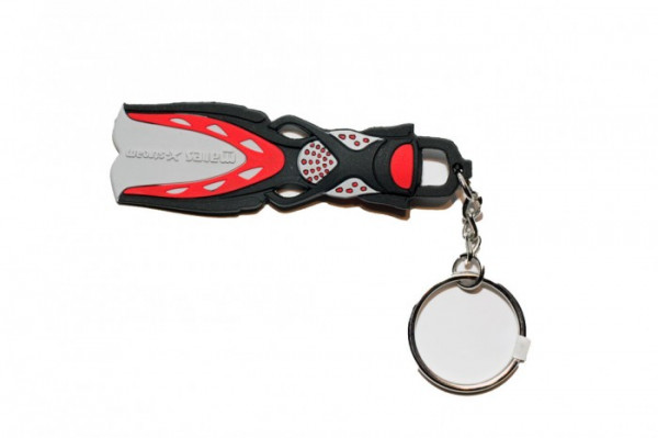 Mares Key Holder X-Stream Flosse Schlüsselanhänger