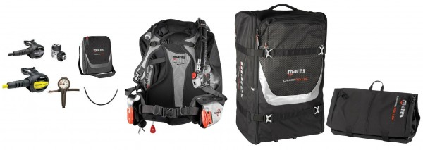 Mares Travel Set